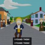 South Park Joseph finds the plates
