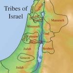 Tribal territories of Israel