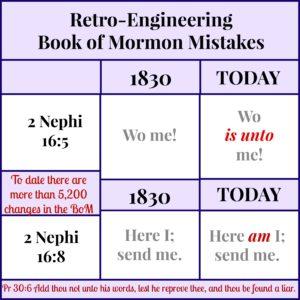 BoM Retro-engineering mistakes 2